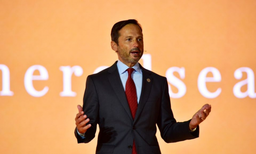 John Pagano, chief executive of The Red Sea Development Co.