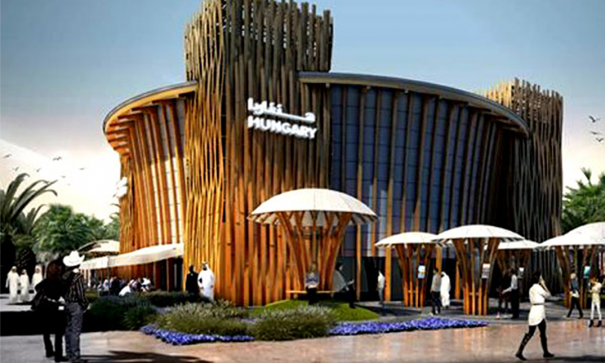 The Hungarian government confirmed it has earmarked $75.4 million for its Expo 2020 participation.