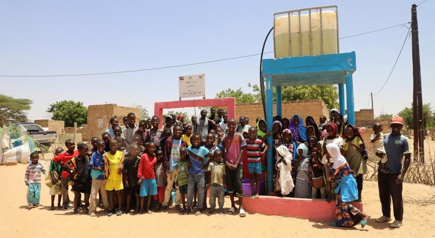 Sharjah Charity International, Suqya Al Khair, Water projects