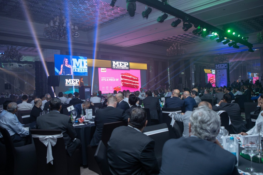 The MEP Middle East Awards 2019 were a smash hit.