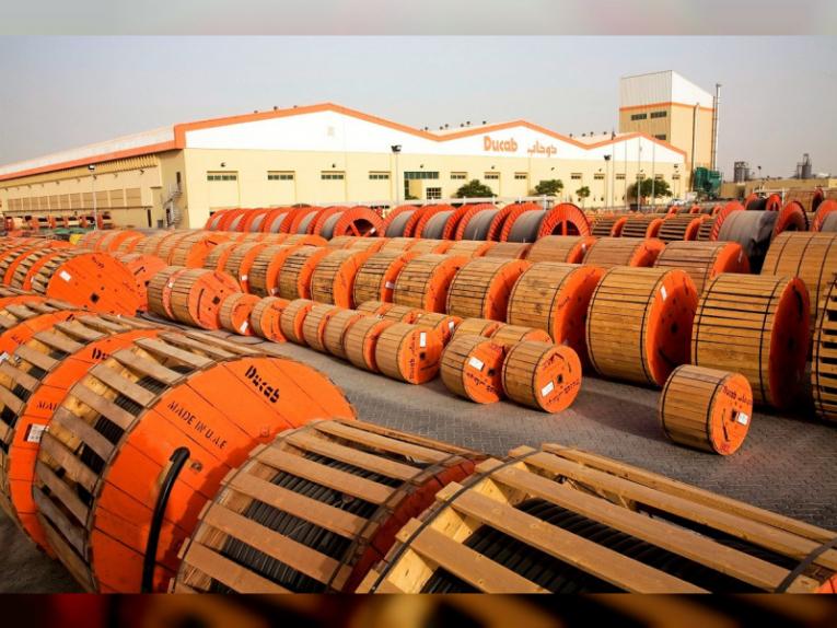 Ducab, Dubai Expo 2020, Cables