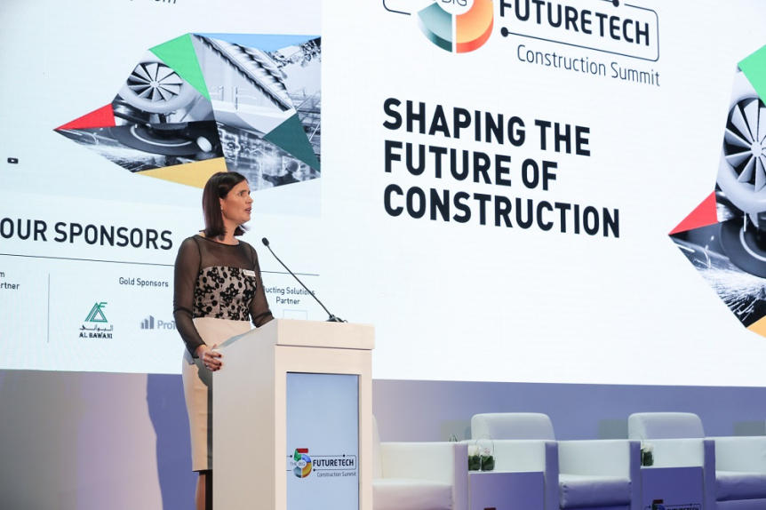 Women in Construction Forum & Awards, The big 5 show