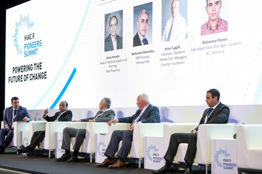 Topics on the agenda have covered important trends that are becoming ever more prevalent in the Middle East's HVAC R sector such as, the Significance of Indoor Air Quality, HVAC R Design of a Super High Rise Building, Sustainable HVAC R Strategies and Design for a Greener Future, and more.