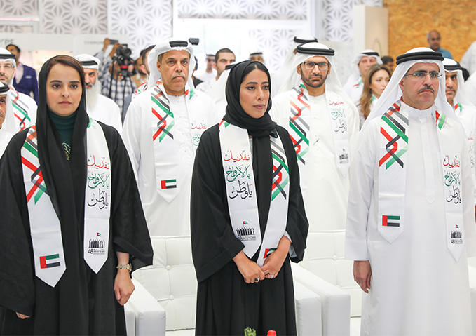 """The UAE has also become an example of excellence and prosperity. It is anticipating and shaping the future; and leads in many global indicators,"" said Al Tayer."