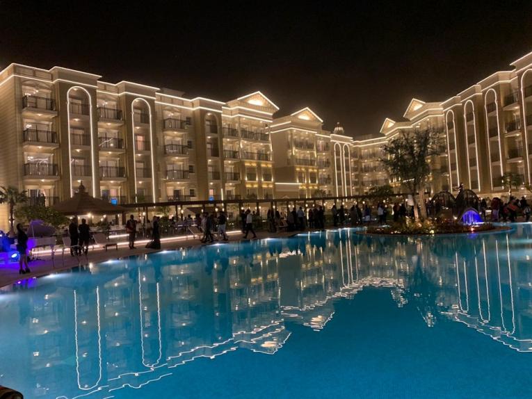 Danube Properties' Resortz development.