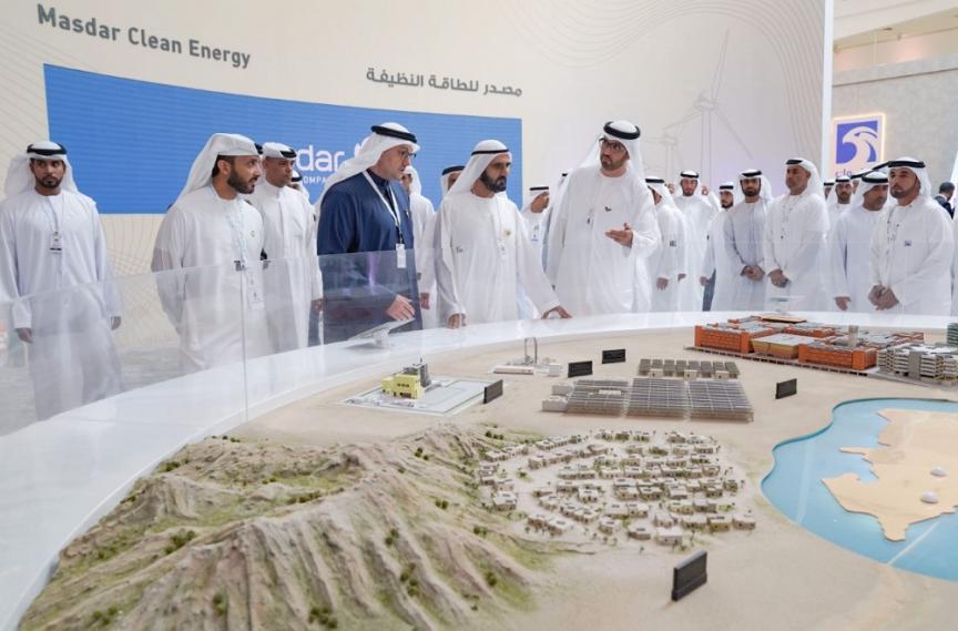 World future energy summit, Abu Dhabi Sustainability Week, Hh sheikh mohammed bin rashid al maktoum, World future energy summit 2020