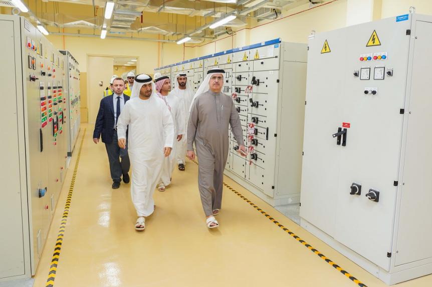 The Mohammed bin Rashid Al Maktoum Solar Park has a planned capacity of 5,000MW by 2030.