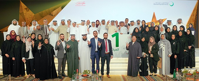 Al Tayer noted that one of DEWA's key achievements last year was the UAE, represented by DEWA, maintaining first place in the world for getting electricity in the World Bank's Doing Business 2020 report.