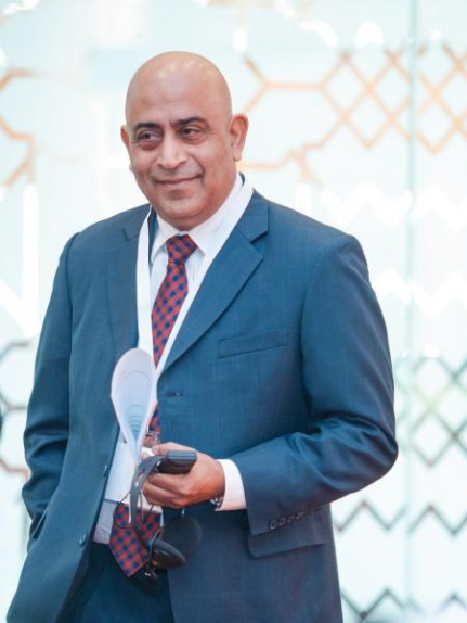 Hamid Syed, vice president and general manager in the Middle East for UL.