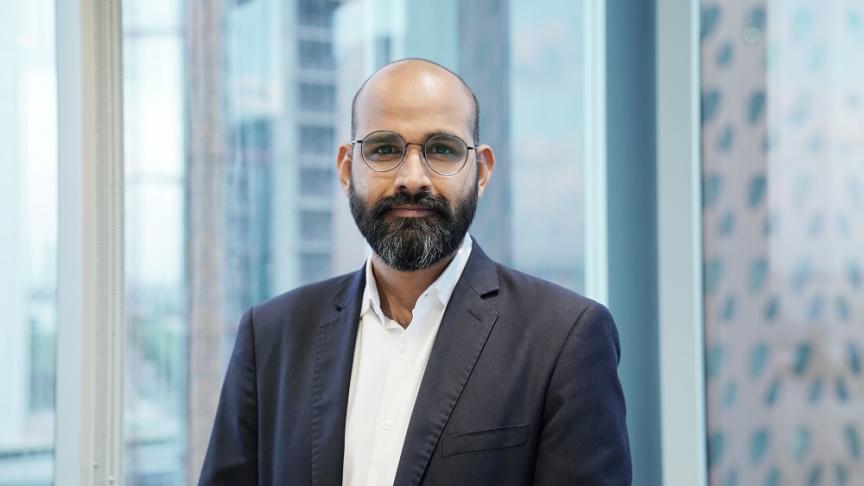 AECOM's Sanjay Tanwani.