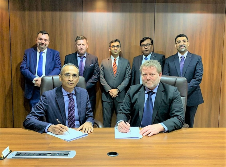 """Sven Erlandsen, Zurn Industries GM, said: """"With a continued commitment towards providing best-in-class customer service across the world, expanding our horizon in the UAE was one of our long-term aspirations."""
