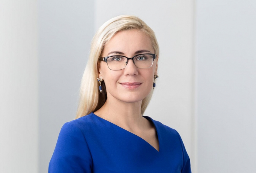 Kadri Simson, European Union Commissioner for Energy.