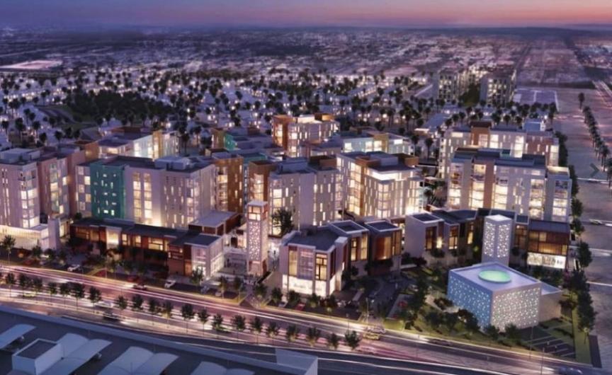Sharjah Holding, Al Zahia, Majid al futtaim properties, Sharjah Asset Management, Khatib & Alami