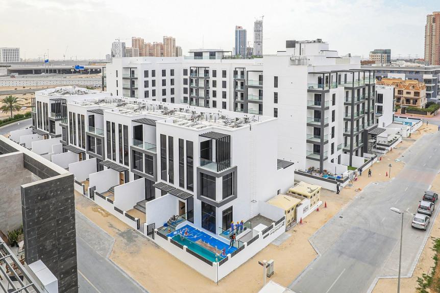 Aurora Real Estate Development, Hyati Avenue, ECC