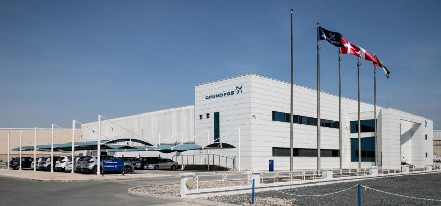 Leed certification, Grundfos Gulf Distribution, MEP and HVAC, Green buildings