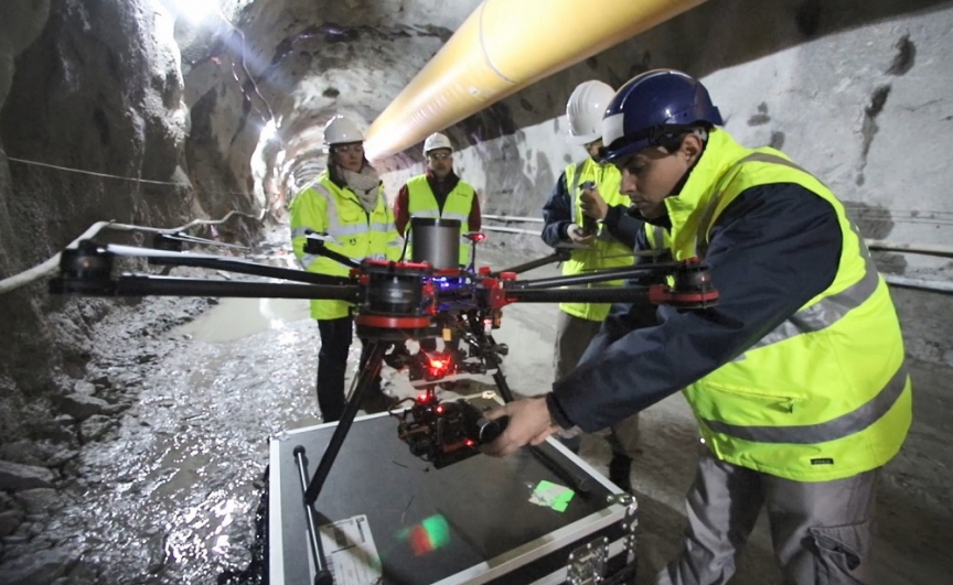 Drones, Digital models, MEP and HVAC