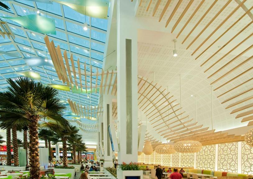MEP and HVAC, Egypt, Leed certification, US Green Building Council (USGBC), CallisonRTKL