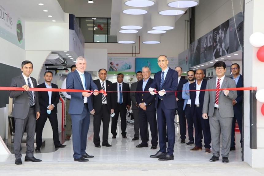 Rheem Innovation Centre, MEP and HVAC, LEMINAR RHEEM