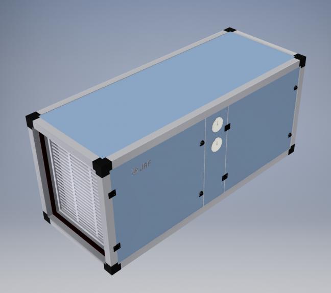 JAF air filtration, MEP and HVAC, Airtek