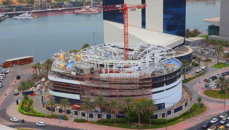 MEP and HVAC, Dubai Chamber, LEED Platinum certification