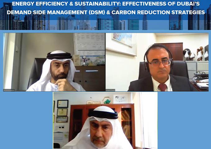 Dubai Supreme Council of Energy, Etihad ESCO, Dubai sustainability, Dewa